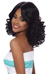 HARLEM 125 - BRAZILIAN NATURAL REMY LACE WIG - ROMANCE CURL