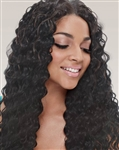 100 % VIRGIN BRAZILIAN REMY BUNDLE - FANCY BODY + Closure 8''