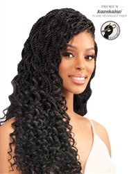 SENSUAL- 2X Senegal Twist Curly Goddess 20''