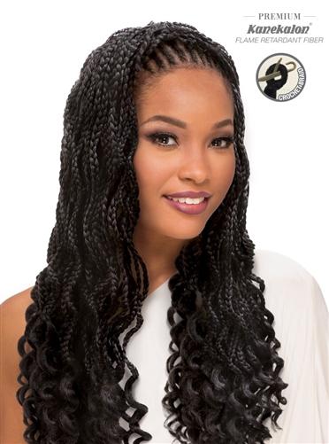 Sensual Afro Sens 2x Box Braid Wavy Goddess 20 Quot