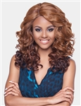 KIMA LACE WIG Ocean Wave Medium - KLW02